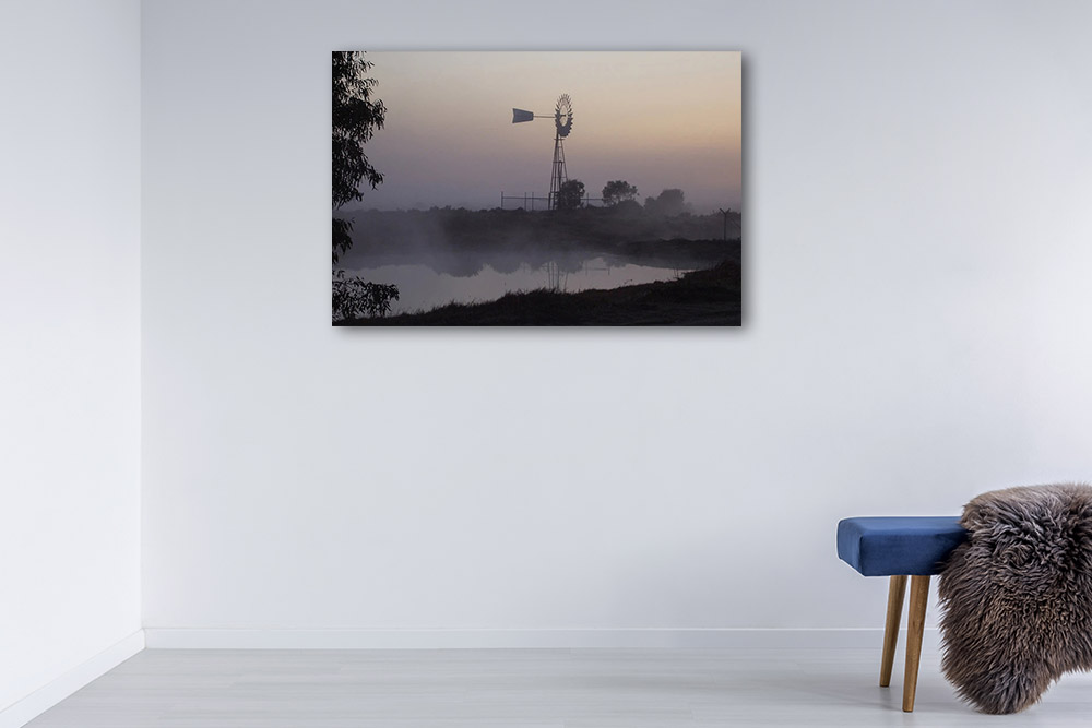 Wall Print Sunrise Australia Photography