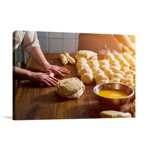 Baking Pies Art Prints