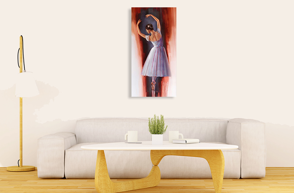 Dance Figurative Wall Print