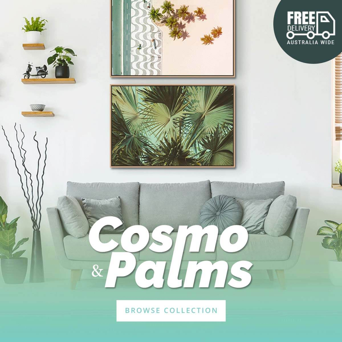Cosmo and Palms
