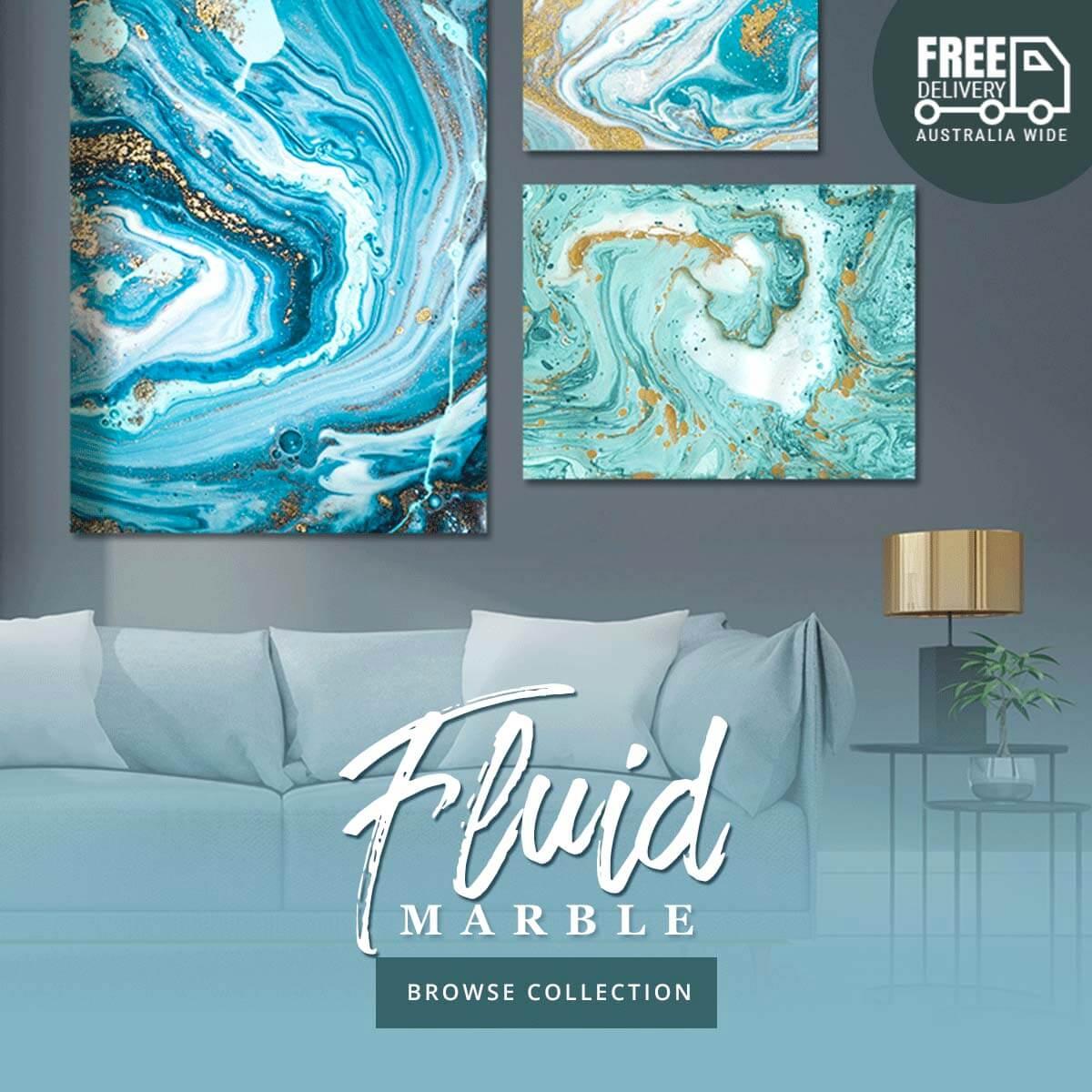 Fluid Marble