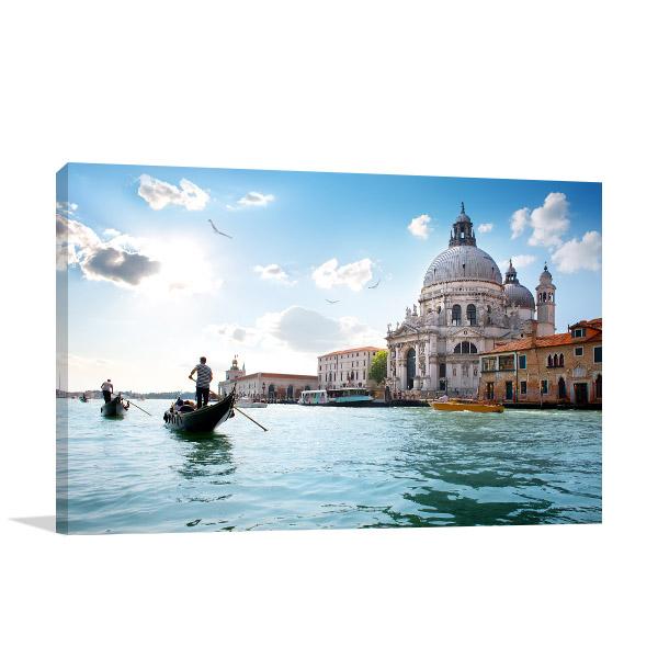 Basilica Venice Artwork