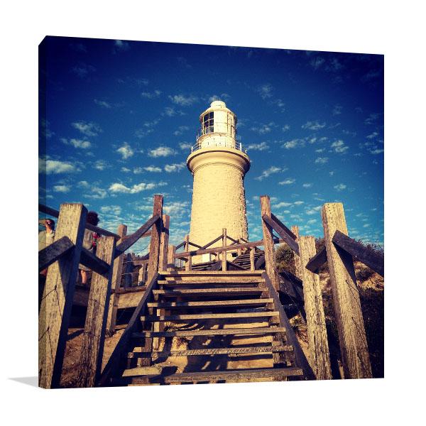 Bathurst Lighthouse Canvas Art Prints