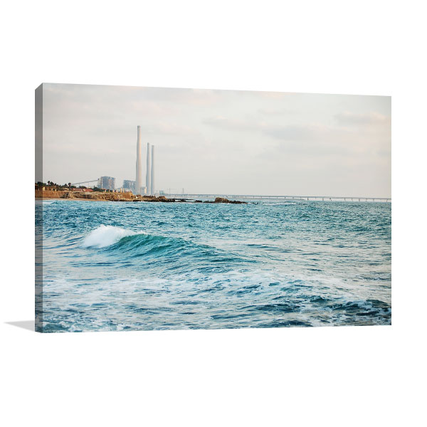 Bayswater Art Print Power Station