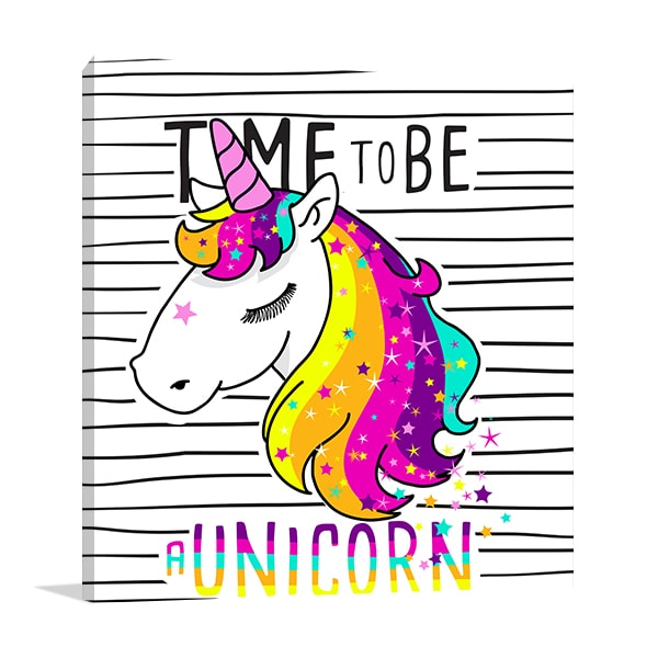 Be a Unicorn Artwork