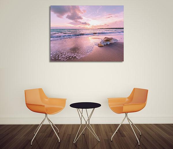 Beach Sunset Darwin Artwork