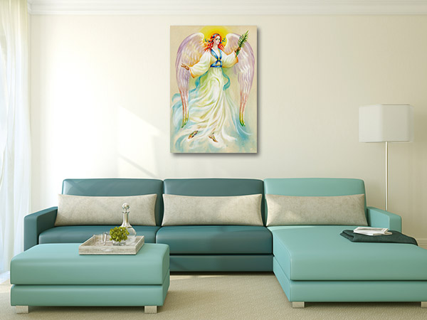 Beautiful Angel Artwork