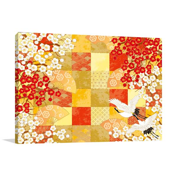Beautiful Congratulations Canvas Art