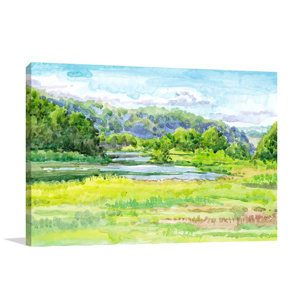 Beautiful Day Canvas Art