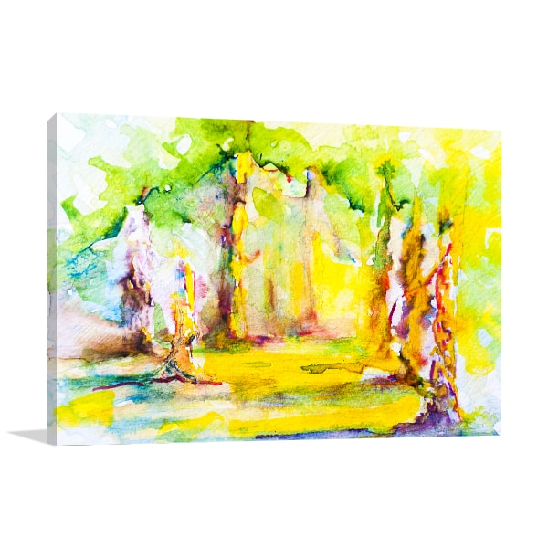 Beautiful Landscape Canvas Art Prints