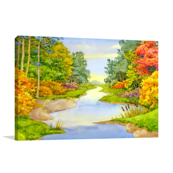 Beautiful Nature Wall Canvas