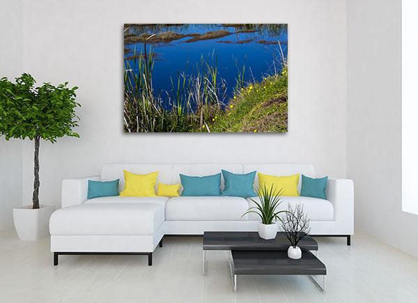 Beautiful tranquil Bunbury Canvas Prints