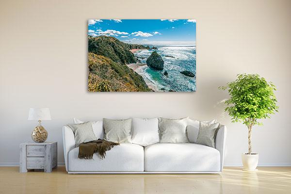 Bermagui Sunny Day Photo Wall Art