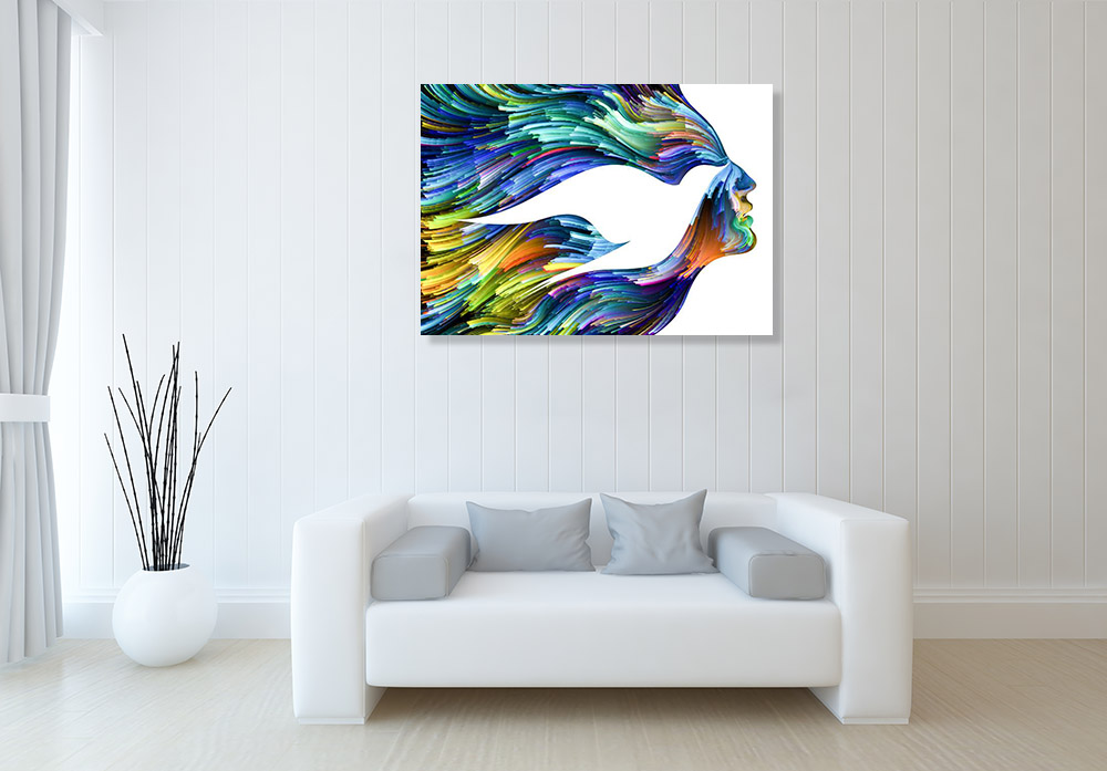 Print on Canvas | Contemporary Abstract Art