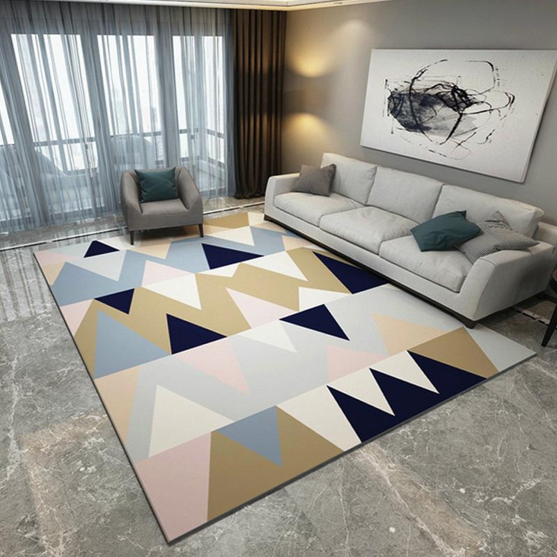 Triangular Geometric Rugs | Sydney
