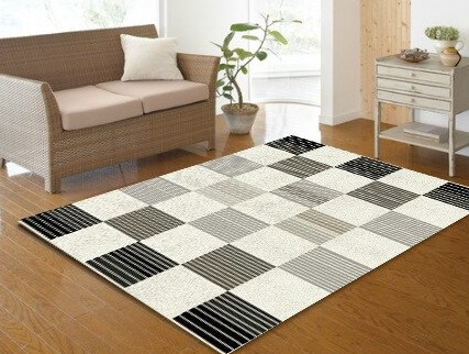 Bedroom Modern Rugs | Geometric Patterned Rugs | Brisbane