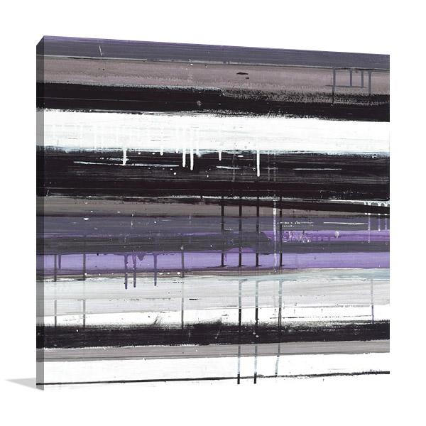 Blinds A Canvas Print | Hall J