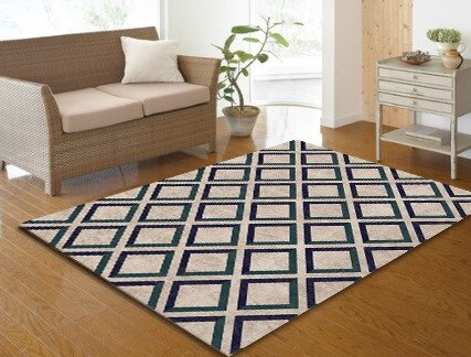 Living Room Rugs | Modern Geometric Area Rugs | Perth