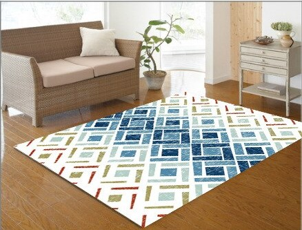 Diamond Geometric Patterned Rugs | Sydney | Living Room Area Rugs