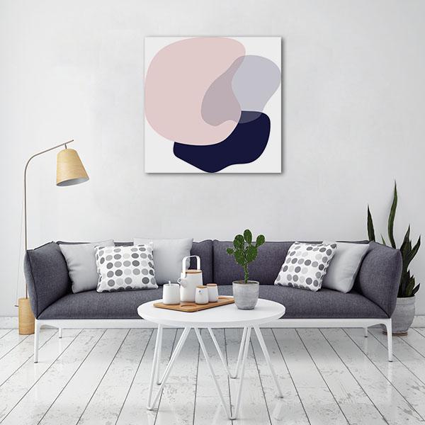 Boho Style 1 Print Wall Art