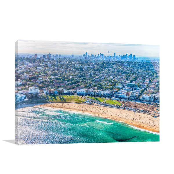Bondi Beach Australia Print Artwork