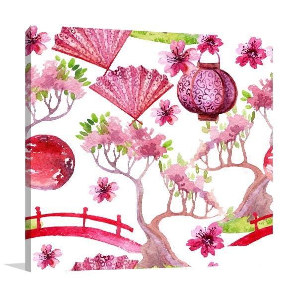 Bonsai Tree Prints Canvas