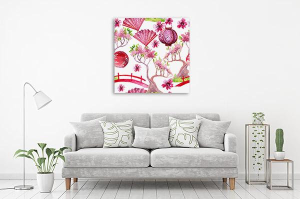 Bonsai Tree Print Artwork