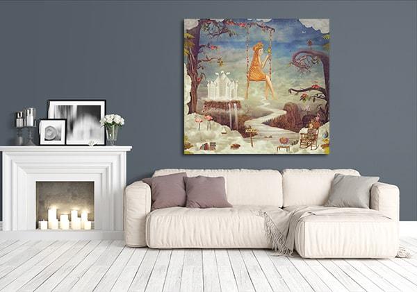 Bridge to Heaven Print Artwork