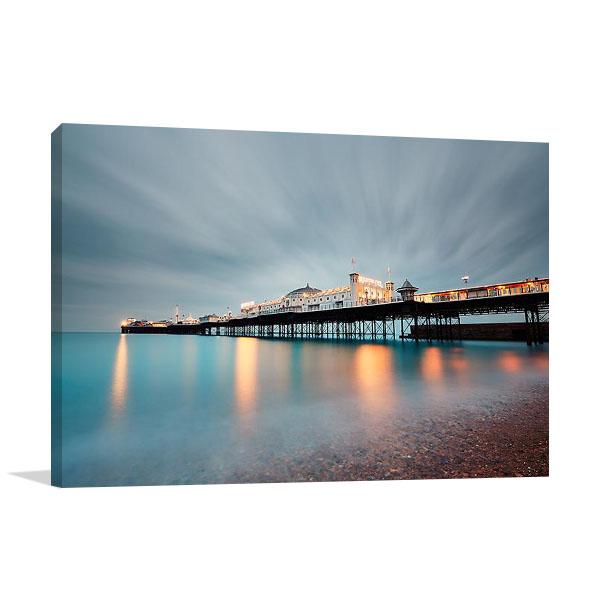 Brighton Marine Palace | Canvas Print