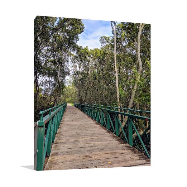 Brisbane Art Print Coorparoo Norman Park