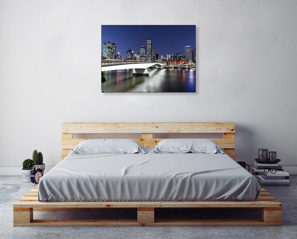 Cityscape Photography Print Brisbane