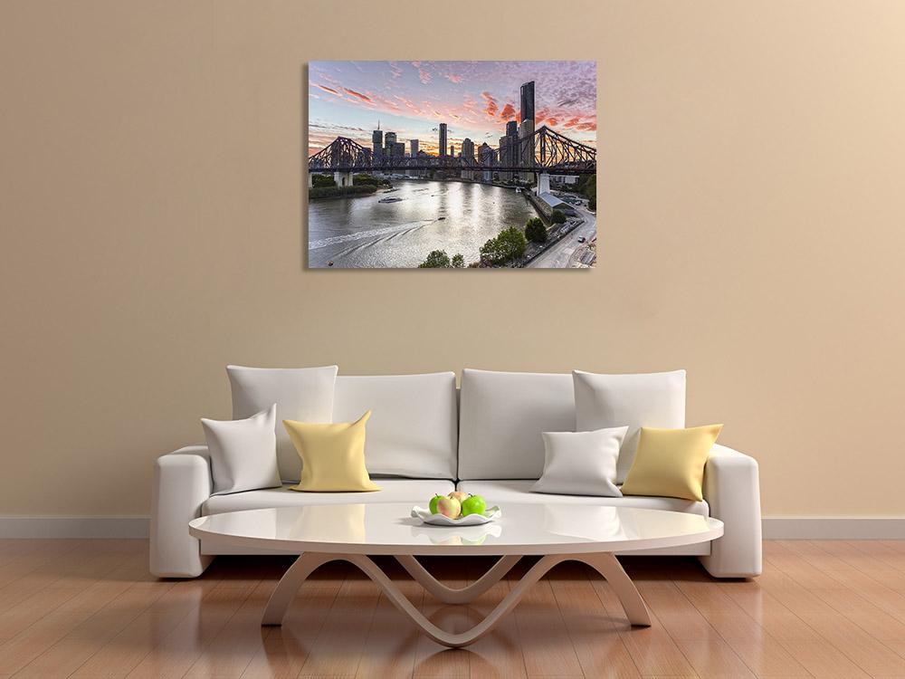 Canvas Print Australia Cityscape