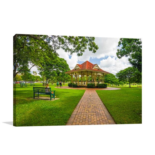 Brisbane Queensland Art Print Farm Park Canvas Photo Print