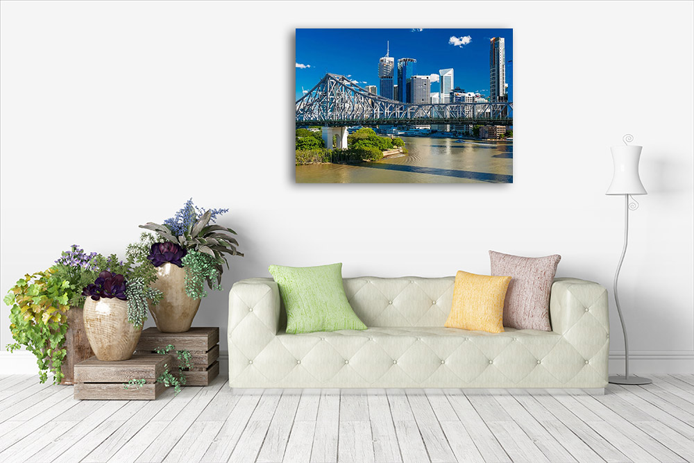 Australia Photography Story Bridge Print