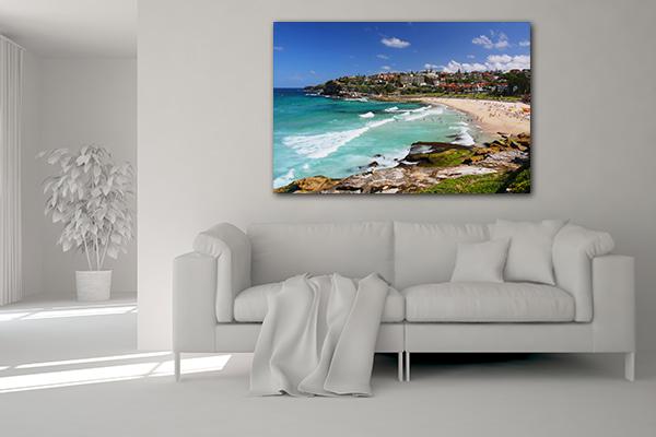 Bronte Beach Sydney Prints Canvas