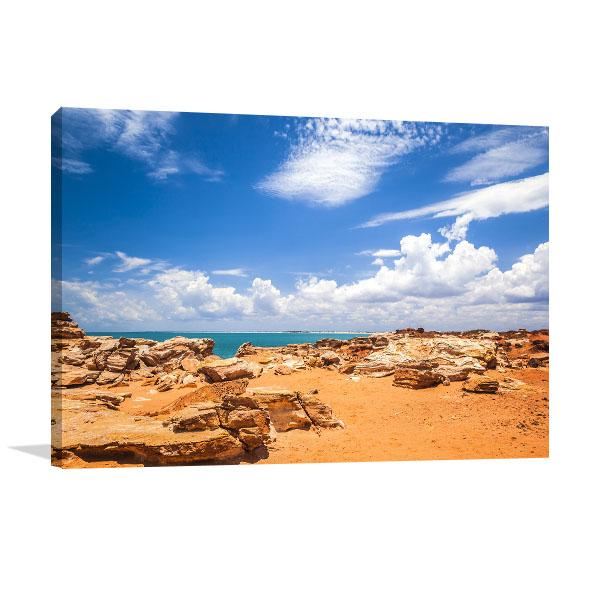 Broome Art Print Nice Landscape