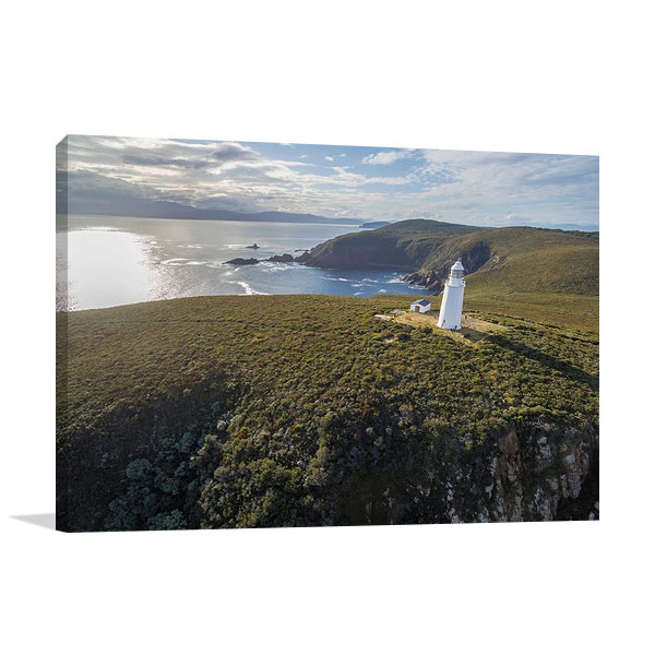 Bruny Island Lighthouse Wall Print