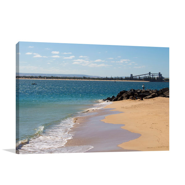 Bunbury Art Print Point Casuarina