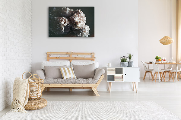 Floral Composition Wall Photo