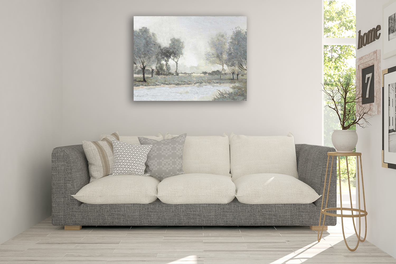 Landscape Canvas Art Print