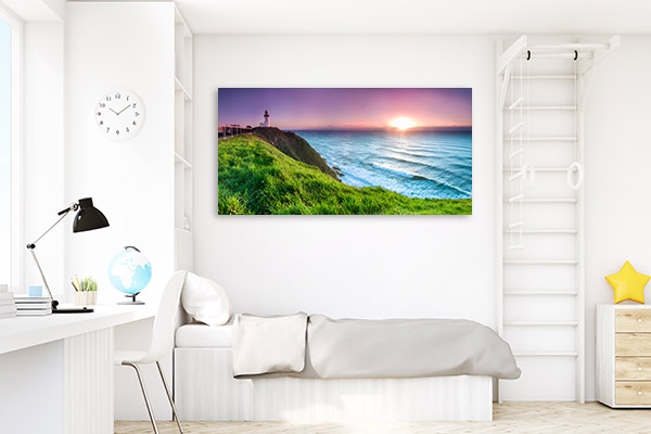Byron Bay Wall Art Print Of Lighthouse Canvas Prints