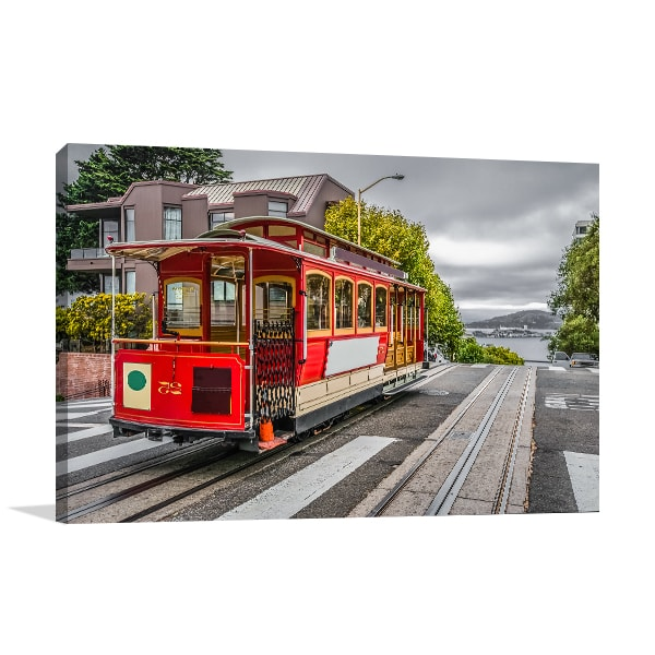 Cable Car Wall Art