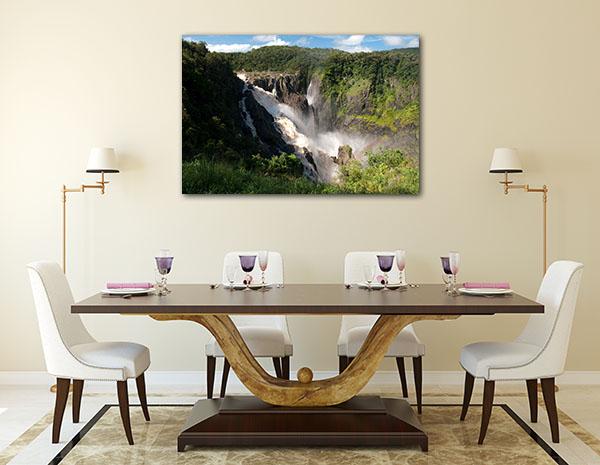 Cairns Forest Prints Canvas