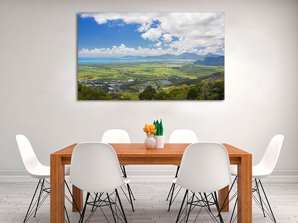 Cairns Sunny Day Prints Canvas