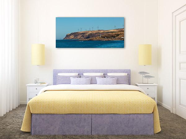 Cape Jervis Wall Print Windfarm Picture Art