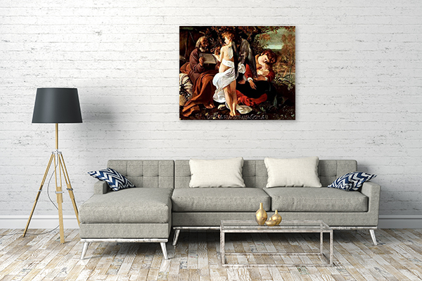 Caravaggio Paintings on Canvas
