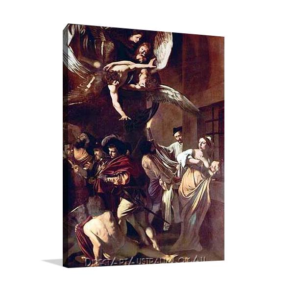 Caravaggio Hand Paint Oil on Canvas