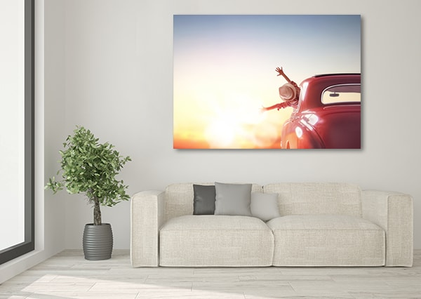 Carefree Canvas Prints