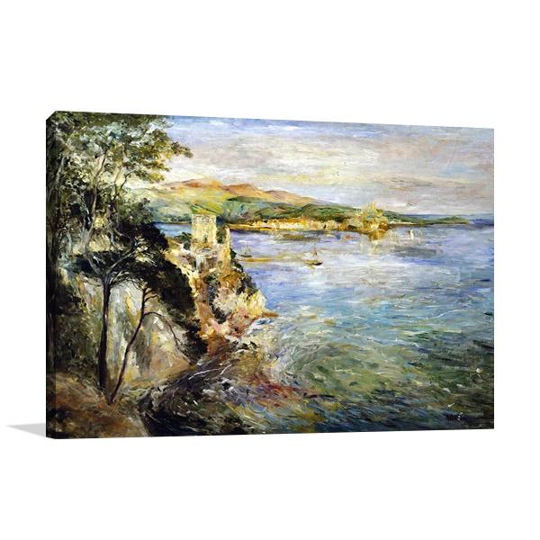 Spezia Wall Art Print on Canvas