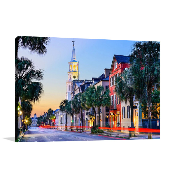 Charleston South Carolina Print